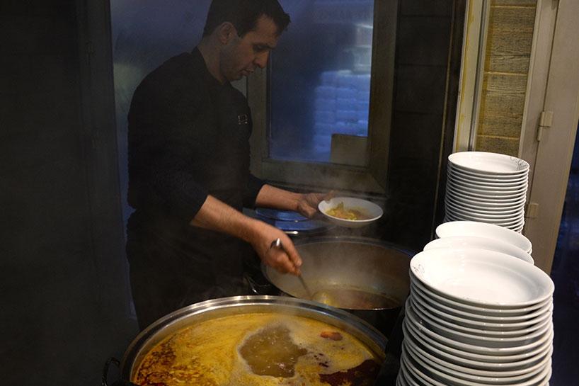 Bitlis'in vazgeçilemeyen yemeği 'Avşor' 2