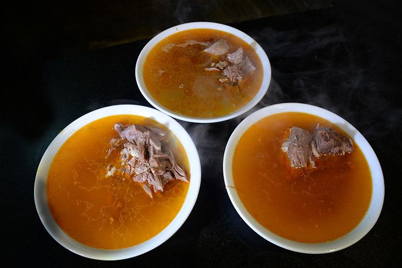 Bitlis'in vazgeçilemeyen yemeği 'Avşor' 7
