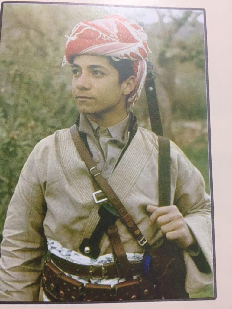 Barzani'nin Küçüklüğü 1