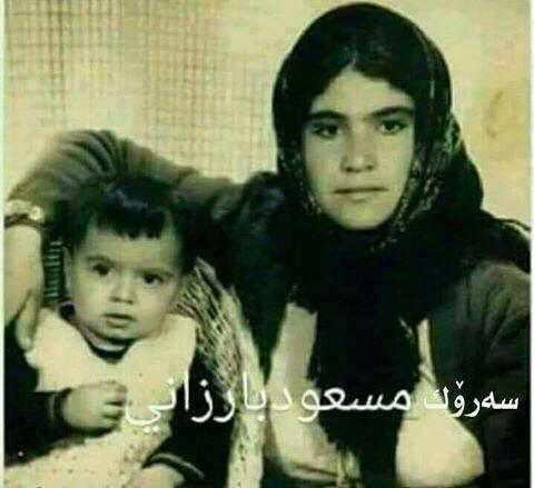 Barzani'nin Küçüklüğü 2