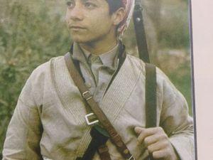 Barzani'nin Küçüklüğü