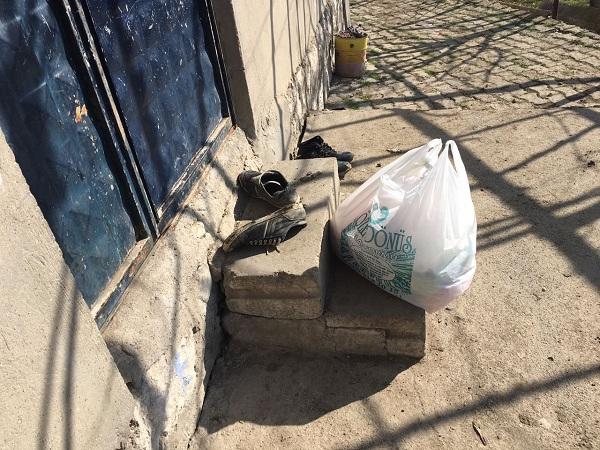 Öze Dönüş hareketi bileşenlerinden Şırnak'taki kardeşlerimize yardım 1
