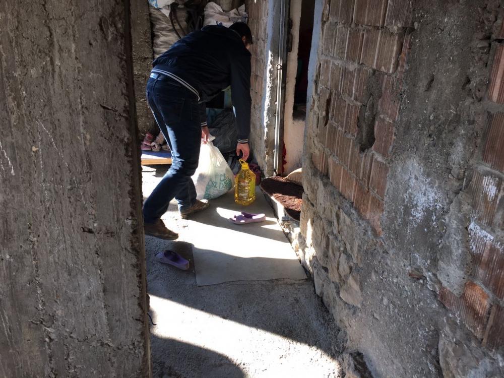 Öze Dönüş hareketi bileşenlerinden Şırnak'taki kardeşlerimize yardım 10
