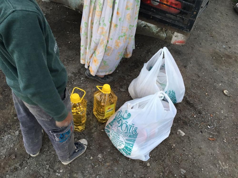 Öze Dönüş hareketi bileşenlerinden Şırnak'taki kardeşlerimize yardım 13