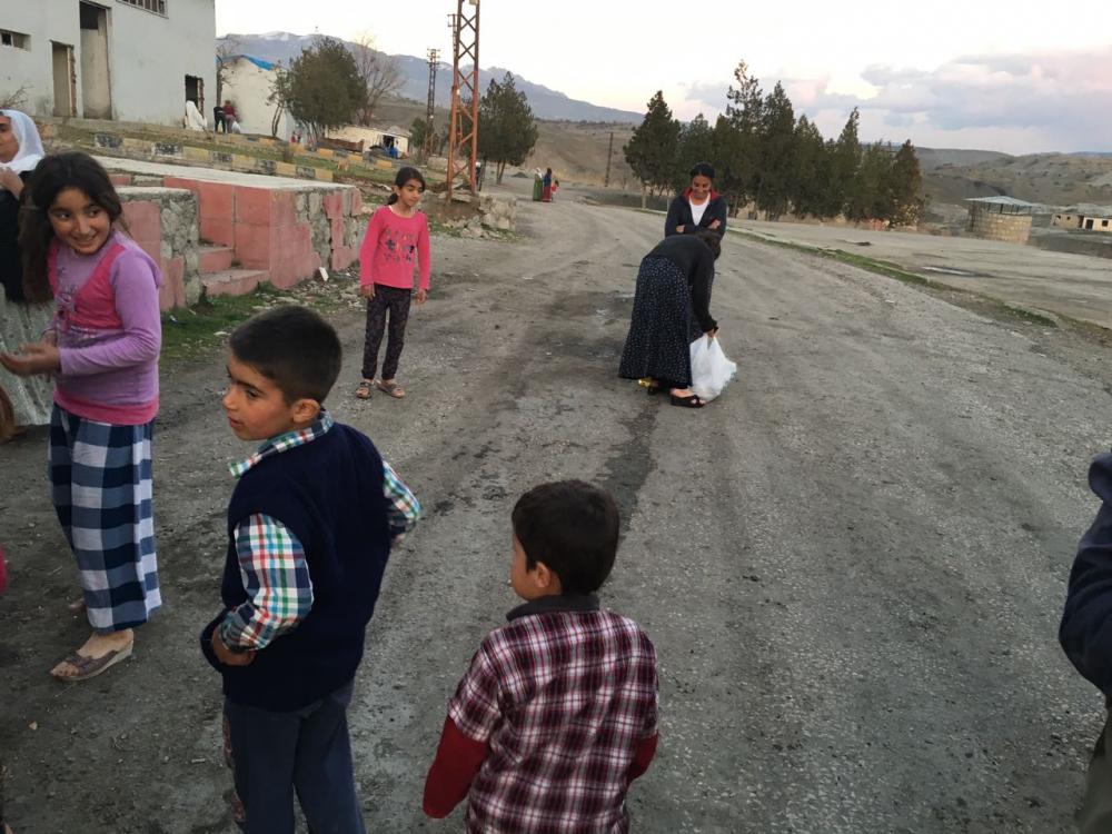 Öze Dönüş hareketi bileşenlerinden Şırnak'taki kardeşlerimize yardım 14