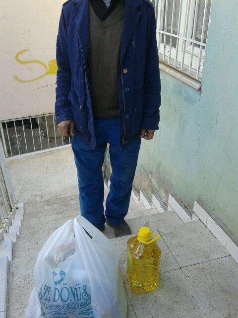 Öze Dönüş hareketi bileşenlerinden Şırnak'taki kardeşlerimize yardım 16