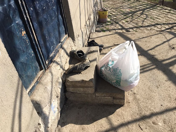Öze Dönüş hareketi bileşenlerinden Şırnak'taki kardeşlerimize yardım 4