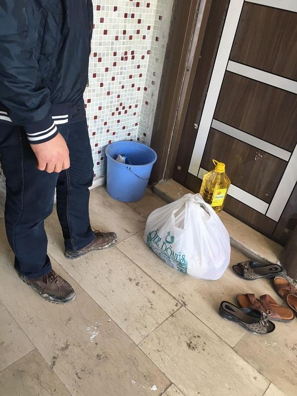 Öze Dönüş hareketi bileşenlerinden Şırnak'taki kardeşlerimize yardım 9