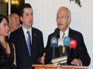 Kılıçdaroğlu'dan 'Cemaat buluşması'na ilk açıklama