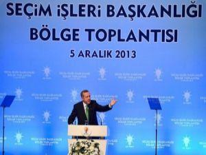 Erdoğan 21 ilin belediye başkan adayını açıkladı