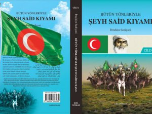 """Sediyani'den 2 ciltlik eser: """"Bütün Yönleriyle Şeyh Said Kıyamı"""""""