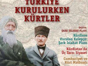Kürt Tarihi Dergisinin 10. Sayısı Çıktı