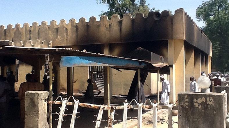 Köye saldırı: En az 90 ölü