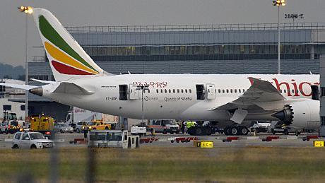 Etiyopya-Roma seferi yapan uçak kaçırıldı