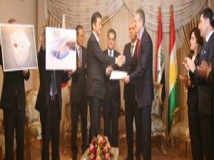Japonya Kürdistan'daki Suriyeli mültecilere yardım gönderdi