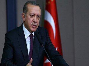 Erdoğan'ın muhtarlarla 10. buluşması