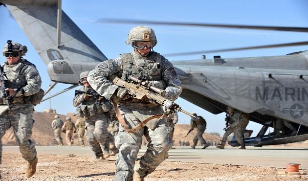 Afrika'daki ABD askeri sürekli artıyor