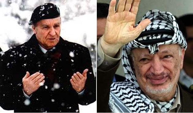 İzzetbegoviç ile Arafat'ın mektuplaştığı ortaya çıktı