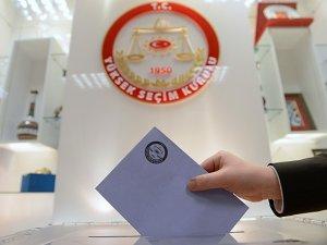 Erken seçim 1 Kasım'da olabilir