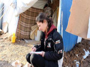 Suriyeli sığınmacıdan kamp günlüğü