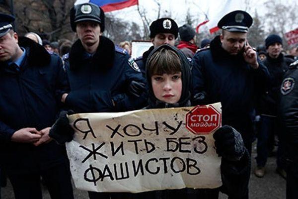 Kırım'da hükümet düştü, parlamento ele geçirildi!