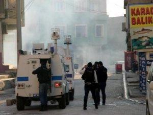 Nusaybin'de patlama: En az 2 polis yaralı