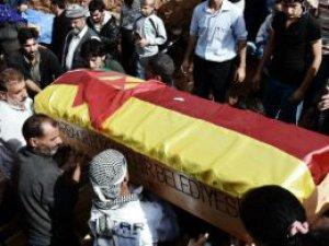 Habur'da YPG cenazeleri krizi büyüyor!
