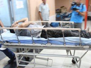 Nusaybin'de polise saldırı