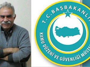 Öcalan'la temastaki inisiyatif MİT'ten KGM'ye geçti