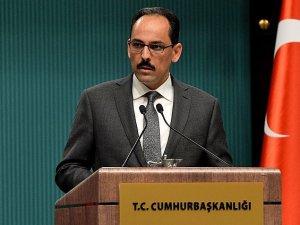 """""""Çözüm Sürecinin geleceği PKK'nın silah bırakmasına bağlı"""""""
