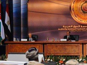 Arap Birliği Türkiye'nin hava harekatlarını kınadı