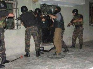 Hakkari Yüksekova'da 39 gözaltı