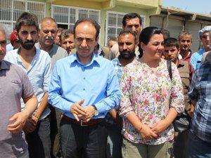 HDP'den Barzani'ye teşekkür