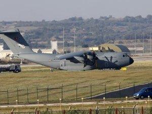 ABD uçakları Suriye'yi vurdu