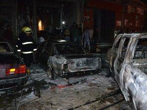 Irak'ta bombalı saldırı: 100 ölü