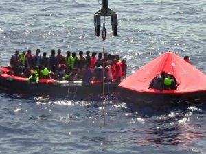 Akdeniz'de yeni kaçak göçmen faciası