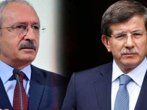 Davutoğlu ve Kılıçdaroğlu bir araya geliyor