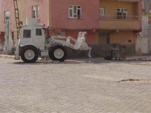 Nusaybin'de hendek çatışması