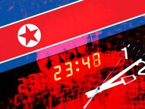Kuzey Kore kendi zaman dilimini oluşturdu