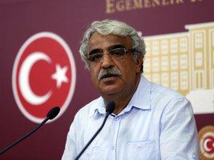 HDP'li Mithat Sancar'dan PKK'ye çağrı