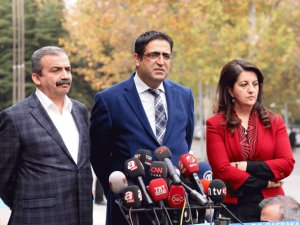 HDP'nin İmralı heyetinden Öcalan açıklaması