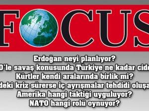 Focus'tan çarpıcı Erdoğan yorumu!
