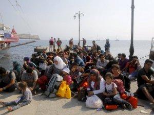 """'Türkiye, kaçak göçmenler için sıçrama tahtası"""""""