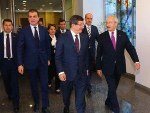 Kılıçdaroğlu'ndan liderlere çağrı