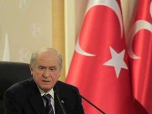 Bahçeli: AKP-CHP koalisyonu bu hafta kurulmalı