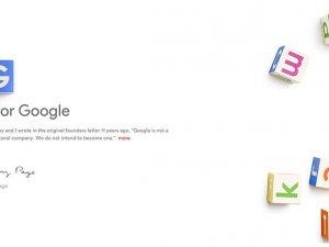 Google'da yeni yapılanma: Alphabet