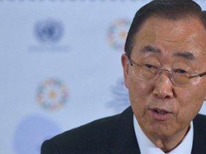 """BM Genel Sekreteri Ban'dan """"tecavüz"""" açıklaması"""