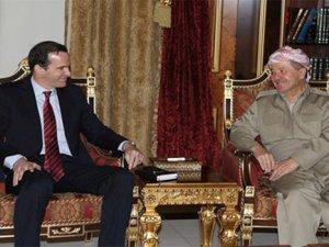 ABD heyeti Barzani'yle Görüştü