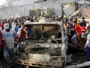 Bağdat'ta saldırı: 60 ölü