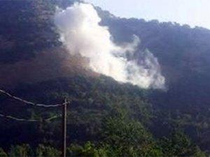 Şemdinli'de karakola roketatarlı saldırı